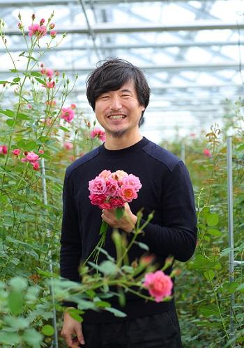 WABARA Rose Farm KEIJI 國枝 健一さんを訪ねて