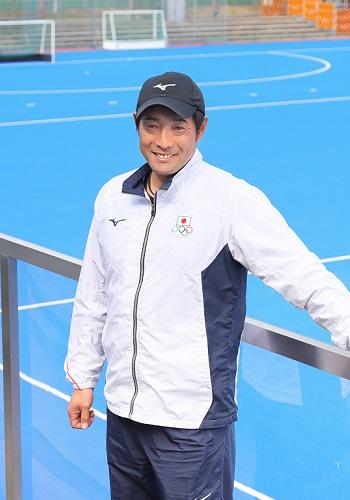 男子ホッケー日本代表〝サムライジャパン〟コーチ 山堀 貴彦さんを訪ねて